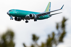 2019_03_12 Boeing 737 MAX 8 file-2 (jplphoto2) Tags: 737 737max 737max8 bfi boeing boeing737 boeing737max8 boeingfield jdlmultimedia jeremydwyerlindgren kbfi seattle aircraft airline airplane airport aviation
