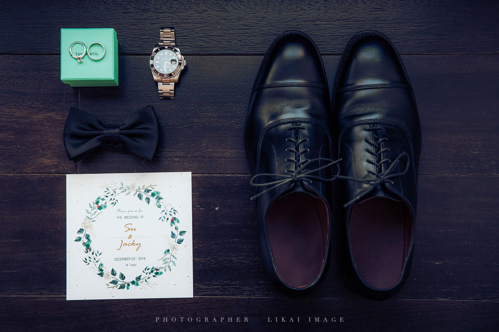 婚禮紀錄 - Su & Jacky - W Hotel