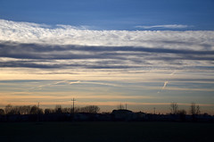 Nuvole (wilmanna) Tags: nvole cielo tramonto