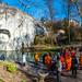 Luzern/Schweiz 21. März 2019 - Löwendenkmal - Lion Monument
