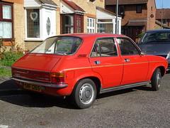1977 Austin Allegro 1300 Super (Neil's classics) Tags: vehicle 1977 austin allegro 1300 super car