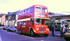 Slide 135-06 (Steve Guess) Tags: addlestone surrey england gb uk lbpt cbm bus road stationroad devon general aec regent v willowbrook ctt515c