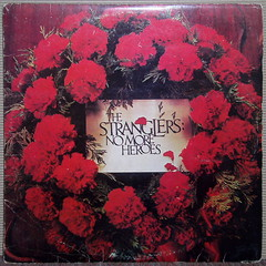 The Stranglers - No More Heroes [1977] (renerox) Tags: thestranglers newwave punk 70s lp lpcovers vinyl