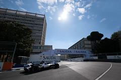 Nissan Formula E - Rome Practice & Qualifying (NISMO Global) Tags: abbfiaformulaechampionship formulae italy nissan nissanintelligentmobility oliverrowland rome romeeprix sebastienbuemi edams