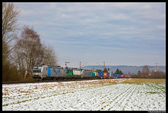 RTB Cargo 193 810, Himmstadt 02-07-2018 (Henk Zwoferink) Tags: rtbcargo rtb rurtalbahn henkzwoferink siemens vectron railpool rp ell x4e br193himmelstadtbayerngermanyde