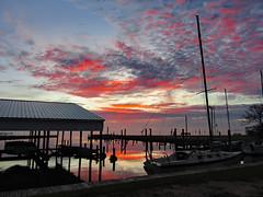 121718am boats (sunlight_hunt) Tags: sunlight sunrisesunset sunriseoverwater matagordabay texasgulfcoast texas texassunrisesunset texassky palacios
