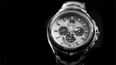 Seiko watch (jdl1963) Tags: seiko watch clock time mono black white blackandwhite monochrome