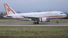 VP-CIA (Breitling Jet Team) Tags: vpcia aviation link company euroairport bsl mlh basel flughafen lfsb eap