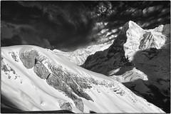 Eiger (hess.photo) Tags: bw berg berge blackwhite eiger klima landschaft meteorologie schnee schwarzweiss wetter climateweather landscape landscapes meteorology monochrome montagnes mountain mountains neige snow exif:aperture=ƒ11 geocountry geo:lat=46559508333333 exif:lens=160800mmf2840 exif:focallength=42mm camera:model=nikond5300 exif:isospeed=250 exif:model=nikond5300 geostate geocity geo:lon=7869685 exif:make=nikon camera:make=nikon
