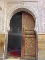 Fez (Eunus El Ya) Tags: morocco fez fes madina kasbah islamic arab berber architecture geometric pattern idris marinid madrasa zawiya mosque