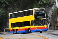 CTB Volvo Super Olympian (B10TL) 12m (Alexander ALX500 Bodywork) (kenli54) Tags: ctb nwfb citybus newworldfirstbus 249 ac4723 5080 hire bus buses hongkongbus hongkong doubledeck doubledecker noadv volvo b10 b10tl superolympian olympian d10a alexander adl alx alx500 christmas