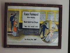 P9193036 (bentchristensen14) Tags: usa unitedstatesofamerica california sanfrancisco sanfranciscorailwaymuseum museum tram steuartstreet