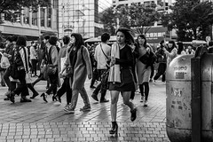 When You Absolutely, Positively Should Have Been There An Hour Ago (burnt dirt) Tags: asian japan tokyo shibuya station streetphotography documentary candid portrait fujifilm xt1 bw blackandwhite laugh smile cute sexy latina young girl woman japanese korean thai dress skirt shorts jeans jacket leather pants boots heels stilettos bra stockings tights yogapants leggings couple lovers friends longhair shorthair ponytail cellphone glasses sunglasses blonde brunette redhead tattoo model train bus busstation metro city town downtown sidewalk pretty beautiful selfie fashion pregnant sweater people person costume cosplay boobs