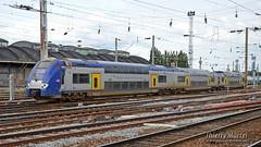 Z 24515/16 (308), Amiens - 25/06/2013 (Thierry Martel) Tags: z24500 amiens automotrice sncf