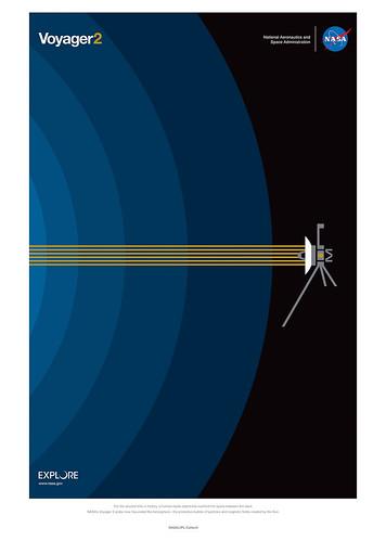 20-Affiche // 50x70 // Voyager2
