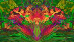 (K)AnalArt_52 (wos---art) Tags: bildschichten kanal art three communication kommunikation flowers blumen tulpen rosen farbkomposition sakrale räume