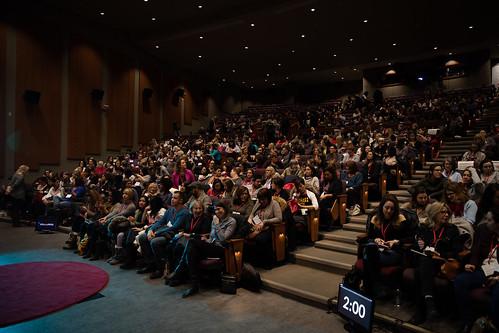 Tedxmontrealwomen 2018 - crédit photo Gaëlle Vuillaume-2