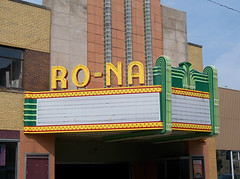 OH Ironton - Ro-Na Theater 3 (scottamus) Tags: ironton ohio lawrencecounty movie theater cinema marquee building architecture ronatheater