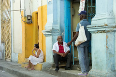 _DSC7931 (frangher) Tags: santiagodecuba cuba street strada streetlife vitadistrada travel viaggi people persone nikon d3100 flickrtravelaward nikonflickraward