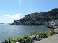 Sausalito (casajaqueline) Tags: sausalito houseboat rental vacation luxury boat house