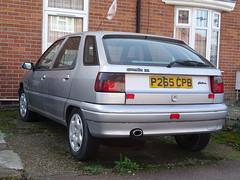 1997 Citroën ZX 1.9D Elation (Neil's classics) Tags: vehicle 1997 citroën zx 19d elation abandoned car