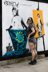 Revealing (jtkmcc) Tags: streetphotography streetphoto londonstreets london candid