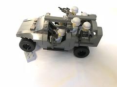 Warthog transport left wheels (dreki.bryni) Tags: afol halo moc lego