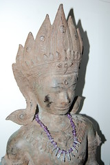 BUDDHA KHMER, ANGKOR PERIOD, BAYON STYLE, 16 -17TH CENTURY. (TREASURES OF WISDOM) Tags: buddha buddhism buddhas bodhisattvas buddhist wow wonderful worship what is this wisdom ritual religious temple yes unusual unseen unknown intresting item idol om mani padmi hum oriental pagan artefact artifact asian art spiritual shamanic spirituality sacred shrine spirit statue deity fantastic faith figure finearts god healing jinas love longevity look like lotus lord collection chinese view vibes visit votive brilliant bronze treasures balance life nice namaste nikon magic khmer thailand cambodia