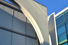 Concrete City (PHOKUZNET) Tags: architecture building exterior glass facade city urban berlin germany europe