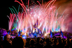 2 Minutes of Happily Ever After (MarcStampfli) Tags: cinderellacastle disney fireworks florida happilyeverafter magickingdom nikond7500 themeparks vacationkingdom wdw waltdisneyworld