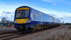 Northern - 170456 (dgh2222) Tags: class 1704 170456 dmu selby 2k13 uk railways scotrail livery turbostar
