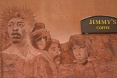 Jimmy Mount Rushmore Mural,Toronto (SONICGREGU) Tags: jimmyscoffee canada ontario street toronto jimmymountrushmore mural