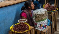 2018 - Mexico - Oaxaca - Ocotlán de Morelos - Market Day - 8 of 12 (Ted's photos - Returns late Feb) Tags: 2018 cropped mexico nikon nikond750 nikonfx oaxaca tedmcgrath tedsphotos tedsphotosmexico vignetting chapulines grasshoppers ocotlan ocotlanoaxaca ocotlándemorelos ocotlanmexico food