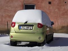 snowdesign (veebruar) Tags: car snow winter