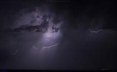2019.03.30 - 195734 (NIKON D7200) [São Pedro - Portel] (Nuno F. C. Batista) Tags: nuvens évora portugal lusoskies lightning relâmpago thunderstorm trovoada storm night sky nikon severe weather storms photography skies portuguese meteorology cumulunimbus d7200 céu alentejo portel são pedro