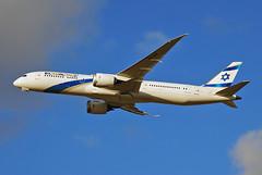 EL AL 787-9 Dreamliner (Infinity & Beyond Photography: Kev Cook) Tags: el al israel airlines boeing 787 7879 b7877 dreamliner aircraft airplane airliner london heathrow airport lhr photos planes 4xedi elal