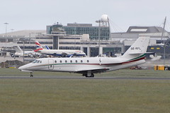 SE-RFL Citation 680 - EFS European Flight Service (eigjb) Tags: dublin airport eidw ireland international collinstown jet transport plane spotting aircraft airplane aeroplane aviation 2019 serfl citation c680 sovereign cessna efs european flight service bizjet business executive gcprr