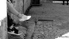 Feet (patrick_milan) Tags: feet street foot rue