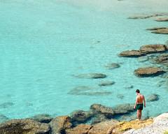 27. Aguas transparentes de las playas de Menorca (Diario de un Mentiroso) Tags: menorca