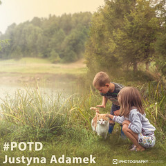 Justyna Adamek #POTD (iPhotographyCourse) Tags: children portraits photography cat water lake forest trees fun candid happy ginger tom outdoors countryside iphotography photographytutorial photographer photoshop photomanipulation photo photographygame photographycompetition potd photographyblog photographyclass photographytips photocourse photographyportrait photographyarticle photographyguide photographylesson onlinelearing online onlinephotography onlineclass monochrome learn learnphotography learning learnfromhome distancelearning elearning newphotographer newbie