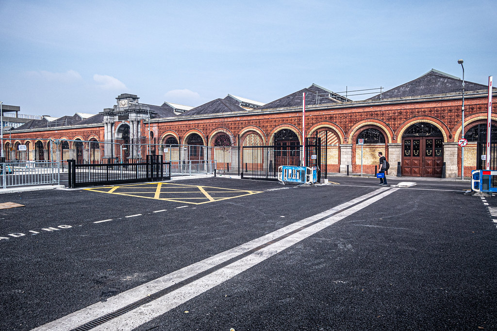REDEVELOPMENT ONGOING AT THE DUBLIN CITY FRUIT AND VEGETABLE MARKET [PHOTOGRAPHED APRIL 2019]-151473