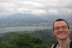 IMG_5934 (kenner116) Tags: 台灣 taiwan 新北 newtaipei 觀音山 guanyinshan guanyinmountain 硬漢嶺 淡水河 danshuiriver tamsuiriver
