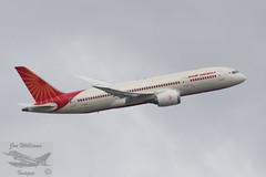 Air India Boeing B787-8 Dreamliner (jonny4x4uk) Tags: departures heavies 09r lhr heathrow negus egll boeing b777 b747 b787 b767 dreamliner airbus a380 a330 a340 a319 a320 a321reflections flaps britishairways ba speedbird strobe undercarriage banking airways american qantas etihad emirates thai airlines united oneworld qatar egyptair saudia jumbo atlantic aerlingus aircanada kuwait singapore mea middleeast airserbia lufthansa neo tap sas airportugal scandinavian staralliance germanwings eurowings swiss livery retro new aegean irish rugbyteam delta rednose greenspirit air sky blue airport uk vtans airindia india
