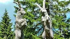 Soila Alm bei Oberammergau (Sanseira) Tags: soila alm oberammergau holz figuren schnitzarbeiten soilaalm