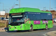 San Sebastián de los Reyes, Paseo de Europa 02.01.2019 (The STB) Tags: crtm consorcioregionaldetransportesdemadrid madrid bus autobus autobús busse publictransport citytransport öpnv transportepúblico