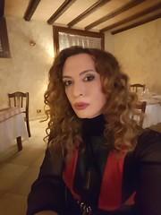 Stefania Visconti (Stefania Visconti) Tags: stefania visconti attrice modella actress model arte artista artist performer transgender travesti tgirl ladyboy crossdresser italian