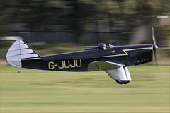Chilton DW.1A - 02 (NickJ 1972) Tags: shuttleworth collection oldwarden race day airshow 2018 aviation chilton dw1 gjuju replica