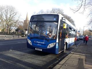 Stagecoach Newcastle 36472