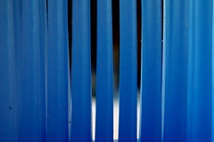 Backpinsel - Pastry Brush (hermann.kl) Tags: blau blue abstract abstrakt minimal
