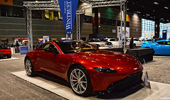 Aston Martin Vantage (Chad Horwedel) Tags: astonmartinvantage astonmartin vantage sportscar cas19 chicagoautoshow2019 chicago illinois